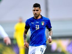 Emerson was part of the Italy squad which won Euro 2020, beating England on penalties at Wembley (Alessio Marini/PA)