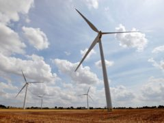 Some energy suppliers have their own wind farms, others do not (Nick Ansell/PA)