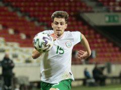 Republic of Ireland midfielder Jayson Molumby is hoping for a dream showdown with Cristiano Ronaldo (Trenka Attila/PA)