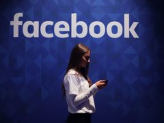 Facebook could use its power to lock out other social media sites from using Giphy, the CMA said. (Niall Carson/PA)