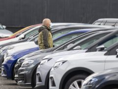Used cars sales soared amid the easing of coronavirus restrictions and new car stock shortages, new figures show (Liam McBurney/PA)