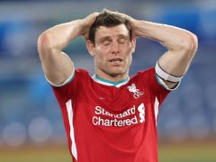James Milner was inspired by Team GB's divers (Clive Brunskill/PA)