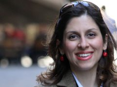 Urgent action is needed to secure the release of Nazanin Zaghari-Ratcliffe from an Iranian prison, her family say (PA)
