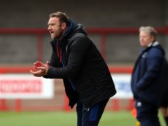 Ian Evatt enjoyed Bolton's gutsy performance (Gareth Fuller/PA)