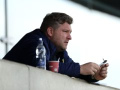 Karl Robinson is worried about injuries (Bradley Collyer/PA)