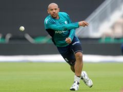 Tymal Mills has not played for England in four-and-a-half years (Clive Gee/PA)