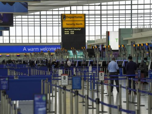 The MP said the move would help the aviation sector (Steve Parsons/PA)
