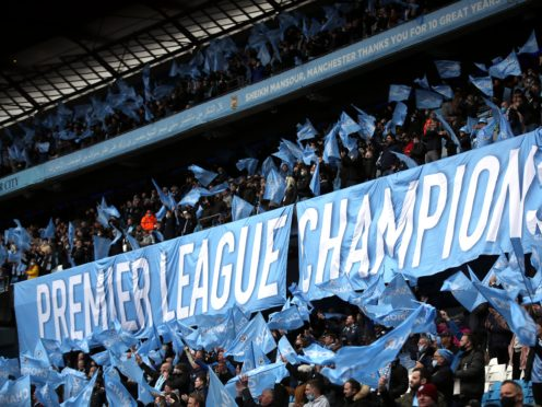 Fans have been missed in the Premier League (Carl Recine/PA)