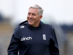 England head coach Chris Silverwood is expecting more entertainment against India (Bradley Collyer/PA)