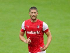 Former Rotherham striker Jamie Proctor netted a brace for Port Vale (Richard Sellers/PA)