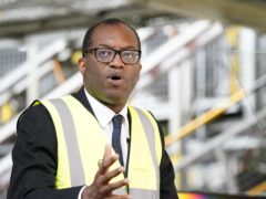 Business Secretary Kwasi Kwarteng has ordered a Competition and Markets Authority inquiry into the proposed acquisition of Ultra Electronics by Cobham Group to assess any national security concerns (Peter Byrne/PA)