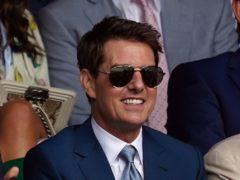 Tom Cruise. (John Walton/PA)