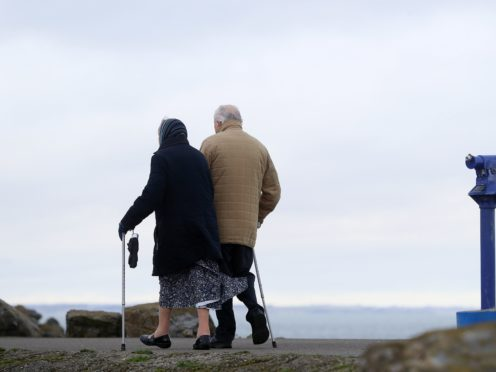 Ageing societies afford more advantages to men than women – study (Brian Lawless/PA)