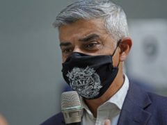 London Mayor Sadiq Khan has said he will expand his new Right to Buy-back fund to help councils purchase homes which could be used to resettle families arriving from Afghanistan (Kirsty O'Connor/PA)