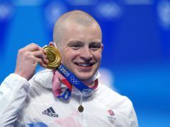 Adam Peaty is going on Strictly Come Dancing (Adam Davy/PA)