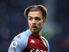 Jack Grealish has completed a move to Manchester City (Richard Heathcote/PA)