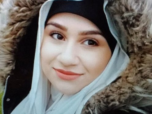 Law student Aya Hachem was a role model, say parents (Lancashire Police/PA)