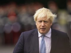 Prime Minister Boris Johnson will hold an emergency meeting in Government to discuss the situation in Afghanistan (Steve Parsons/PA)
