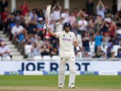 Joe Root is leading from the front (Tim Goode/PA)