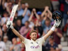 Joe Root stands second on England's list of Test run-scorers (Tim Goode/PA)