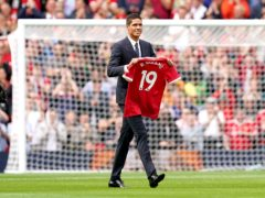 Raphael Varane has signed a four-year contract with Manchester United (Martin Rickett/PA).
