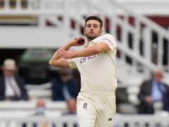 Mark Wood is struggling with a shoulder injury (Alastair Grant/PA)