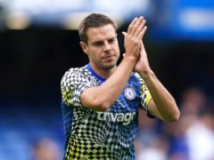 Cesar Azpilicueta was delighted by the togetherness and spirit shown against Liverpool (Tess Derry/PA)