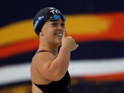 Ellie Simmonds is preparing for a fourth successive Paralympic Games (Steven Paston/PA)