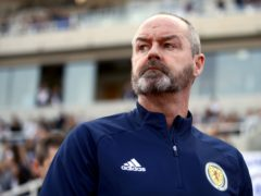 Steve Clarke's plans for the Denmark game have been disrupted (Tim Goode/PA)
