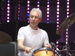 File photo dated 21/08/07 of Charlie Watts on stage during The Rolling Stones performance at the O2 Arena in Greenwich, south-east London. The Rolling Stones drummer Charlie Watts has died at the age of 80, his London publicist Bernard Doherty said (Ian West/PA)