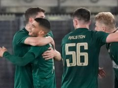 Celtic reached the group stage following a two-legged win over AZ Alkmaar (Peter Dejong/AP/PA)