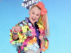 Social media star Jojo Siwa will make history on Dancing With The Stars as the first contestant to compete as part of a same-sex pairing (Richard Shotwell/Invision/AP)