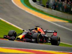Max Verstappen set the pace (Francisco Seco/AP)