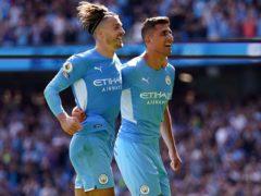 Manchester City thrashed Arsenal (Nick Potts/PA)