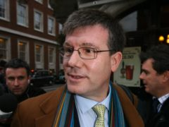 ECB chair Ian Watmore (Johnny Green/PA)