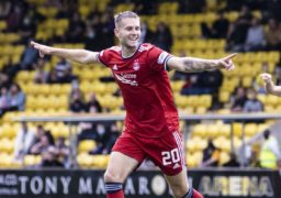 Aberdeen's late late show pays off with three points at Livingston