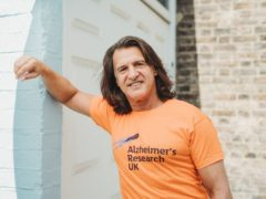Dame Barbara Windsor's widower Scott Mitchell has been appointed an ambassador of Alzheimer's Research UK (Alex Wallace Photography/Alzheimer's Research UK/PA)
