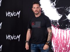 Tom Hardy stars in Venom (Chris Pizzello/Invision/AP)