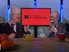 Boris Johnson and Dominic Cummings in Spitting Image (Avalon)