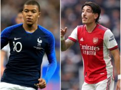 Kylian Mbappe and Hector Bellerin feature in today's transfer speculation (Adam Davy/John Walton/PA)