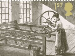 New stamps are being issued to mark the Industrial Revolution (Royal Mail/PA)