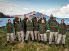 The first episode of Celebrity SAS: Who Dares Wins will see the famous faces tackle a series of gruelling challenges (Channel 4/PA)