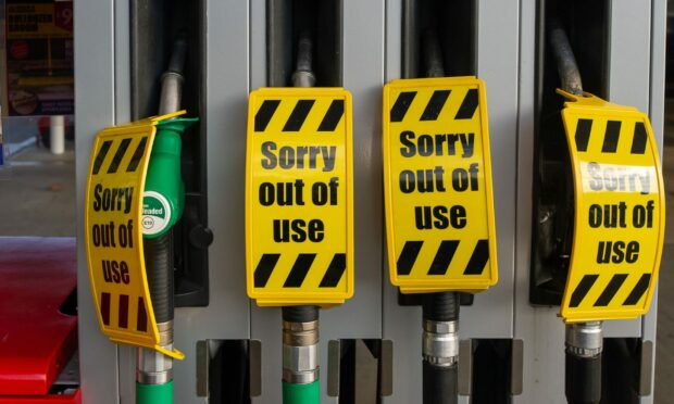 Scott Begbie: We all know who is really to blame for petrol panic buying