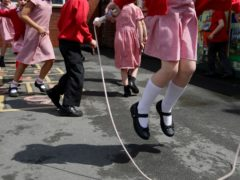 Long Covid symptoms in children rarely persist beyond 12 weeks, study suggests (Dave Thompson/PA)