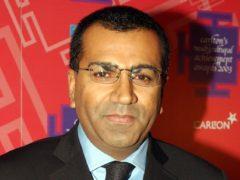 Journalist Martin Bashir (PA)