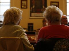 Glasgow City Council has suspended some social care services (PA)