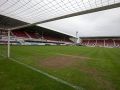 Dunfermline drew a blank at East End Park (Jeff Holmes/PA)