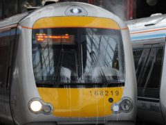 Air quality on some diesel trains should be improved, the Department for Transport has said (Nick Ansell/PA)