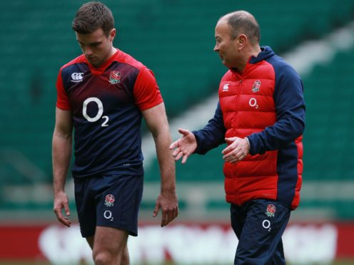 Eddie Jones has warned the likes of George Ford that their World Cup place is under threat (David Davies/PA)