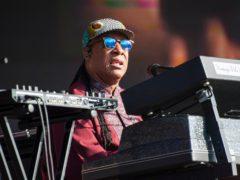 Stevie Wonder (David Jensen/AP)